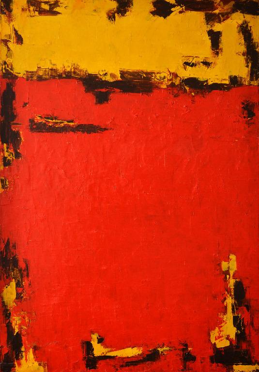 rojo amarillo negro